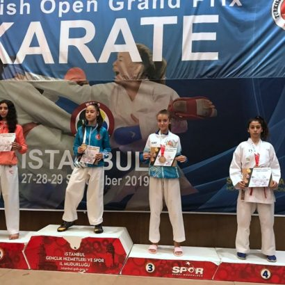 Turkish Open Grand Prix KARATE (г. Стамбул, Турция)-2019